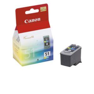 Canon CL-51 kolmiväri tulostuskasetti