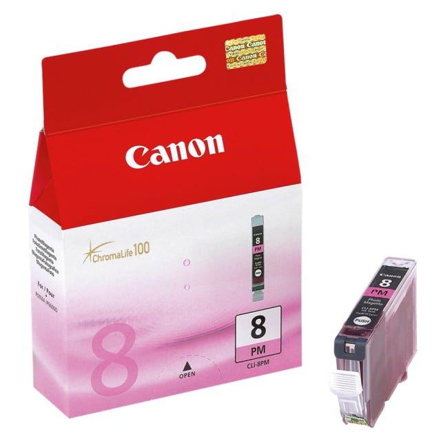 Canon PGI-8PM alkuperäinen magenta tulostuskasetti