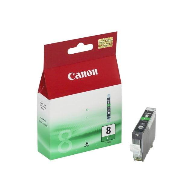 Canon PGI-8G alkuperäinen vihreä tulostuskasetti