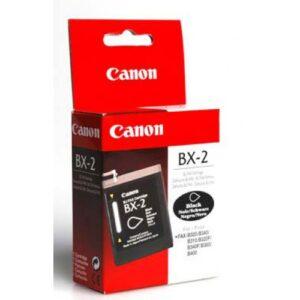Canon BC-02/BC-01/BX-2 musta tulostuskasetti EOL