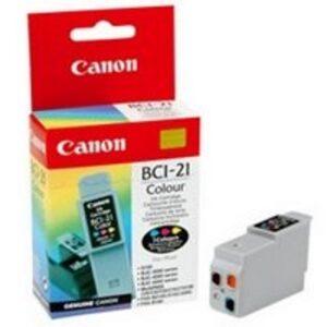 Canon BCI-21C kolmiväri tulostuskasetti EOL