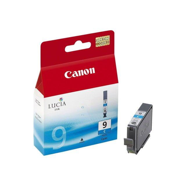 Canon PGI-9C alkuperäinen syaani tulostuskasetti