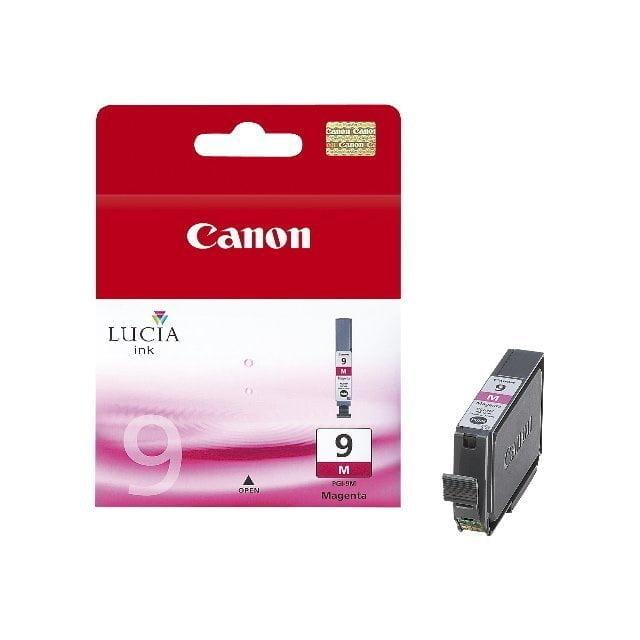 Canon PGI-9M alkuperäinen magenta tulostuskasetti
