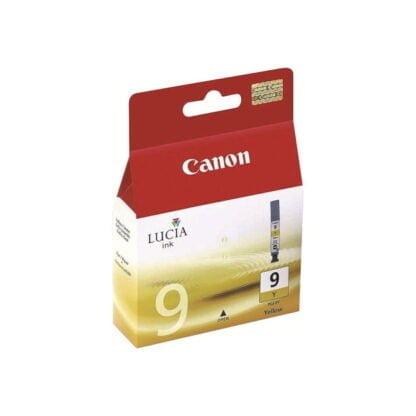 Canon PGI-9Y alkuperäinen keltainen tulostuskasetti