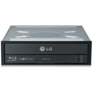 LG sisäinen Blu-Ray asema musta