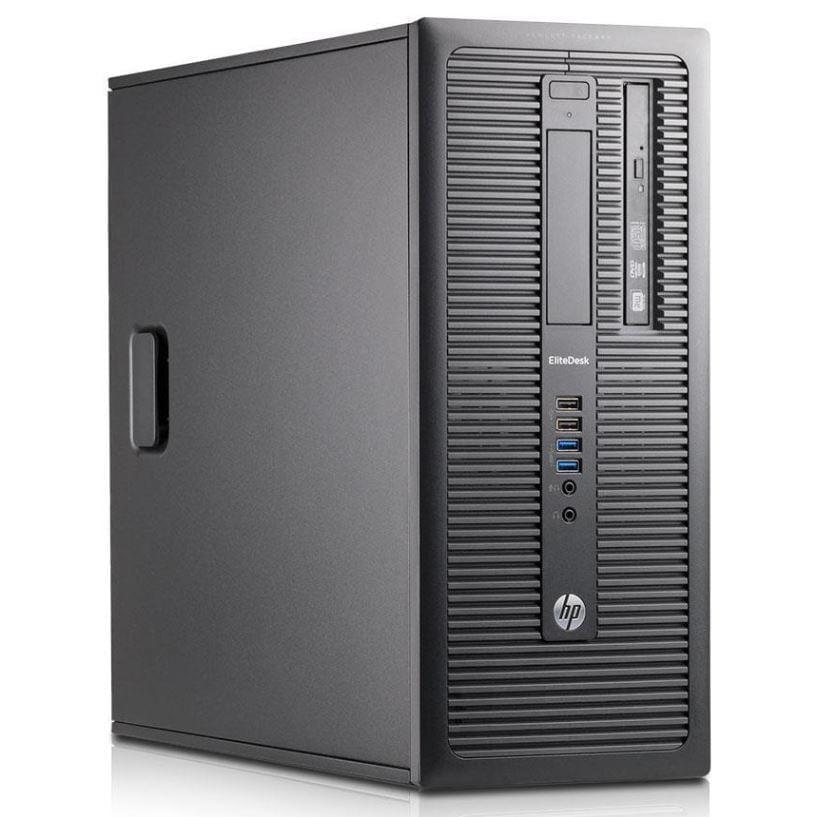 HP EliteDesk 800 G1 i5-4570 tietokone (tehdashuollettu)