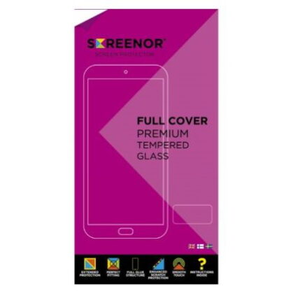 SCREENOR Panssarilasi GALAXY A40 FULL COVER
