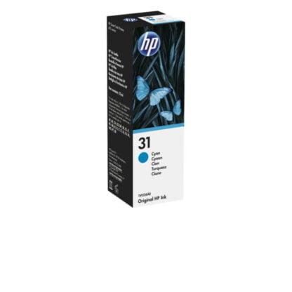 HP 31 sininen suurtuotto mustesäiliö