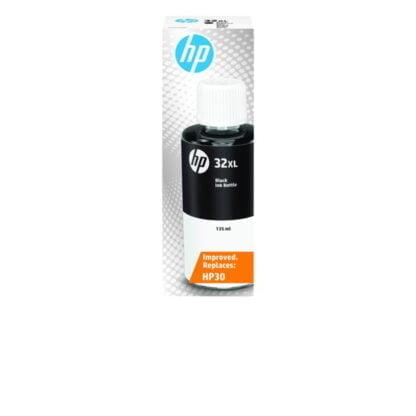 HP 32 XL musta suurtuotto mustesäiliö