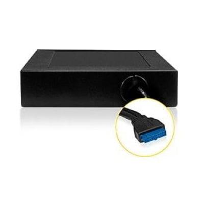 ICY BOX USB 3.0 muistikortinlukija, sisäinen 3,5″