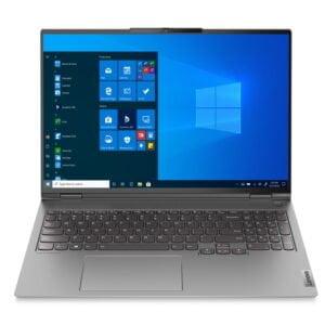 Lenovo ThinkBook 16p G2 -kannettava 16″ (R7/16GB/W10P)