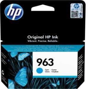 HP 963 sininen tulostuskasetti