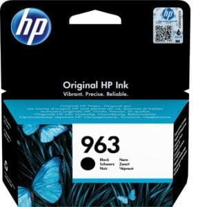 HP 963 musta tulostuskasetti