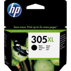 HP 305 XL musta tulostuskasetti alkuperäinen