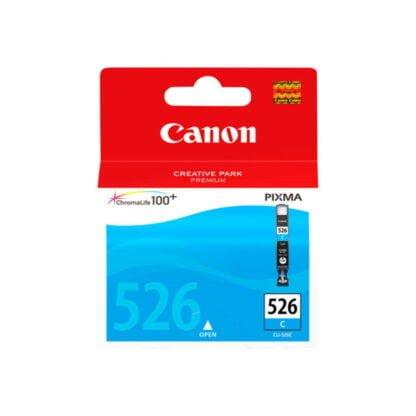 Canon CLI-526C sininen tulostuskasetti