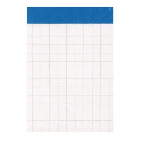 Paperipiste avolehtiö A6/70 ruudutettu 7x7mm (10 kpl)