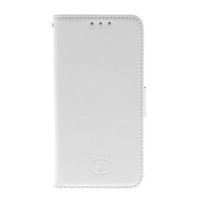 Flip Cover kotelo Galaxy A3(2017), valkoinen