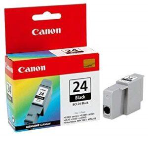 Canon BCI-24BK musta tulostuskasetti EOL