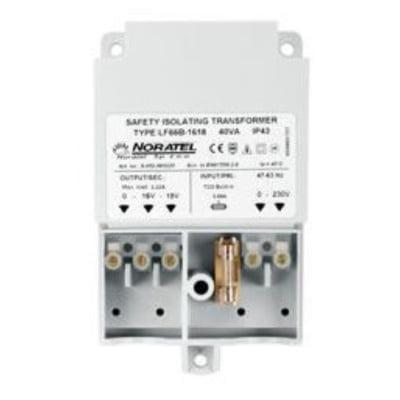 TR40VA AC/AC muuntaja SATEL hälytyskeskuksille