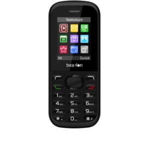 Beafon C70 perus GSM-puhelin musta