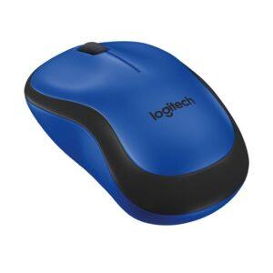 LOGITECH M220 Silent Blue langaton hiiri