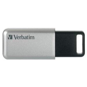 Verbatim salasanasuojattu 32GB muistitikku USB3.0