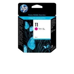 HP 11 punainen tulostuskasetti