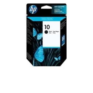 HP 10 musta tulostuskasetti