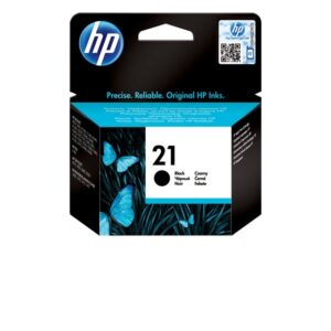 HP 21 musta tulostuskasetti