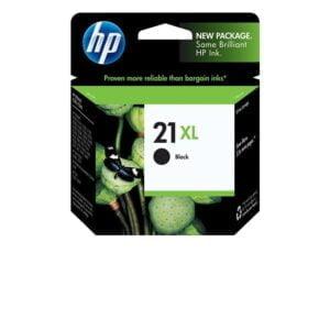 HP 21XL musta tulostuskasetti