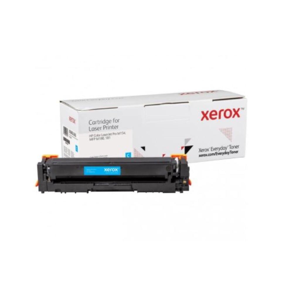 Korvaava Xerox Everyday CF531A (205A) sininen tulostuskasetti