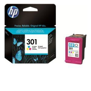 HP 301 kolmiväri tulostuskasetti