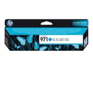 HP 971 sininen tulostuskasetti