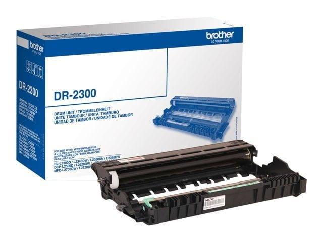 Brother DR2300 rumpuyksikkö (12000 sivua)