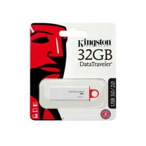 KINGSTON 32GB USB3.0 DataTraveler G4 muistitikku