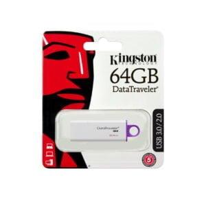 KINGSTON 64GB USB3.0 DataTraveler G4 muistitikku