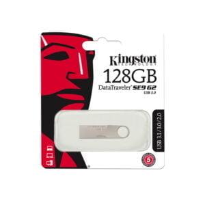 KINGSTON 128GB USB3.0 DataTraveler SE9 muistitikku