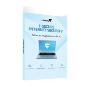 F-Secure Internet Security (1 vuosi/1 PC)