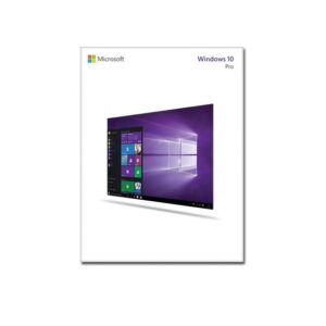 Windows 10 Pro 64-Bit DVD OEM Finnish
