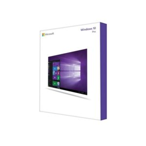 Windows 10 Pro 64-Bit DVD OEM English