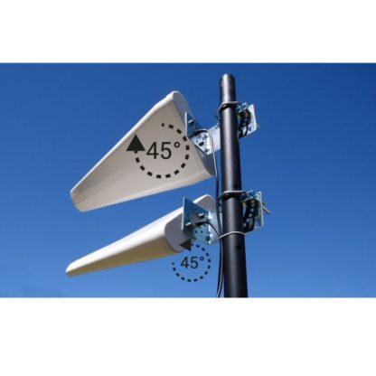 3G/4G/GSM-SUUNTA-ANTENNI 11DBI, 7M kaapeli,SMA-uros
