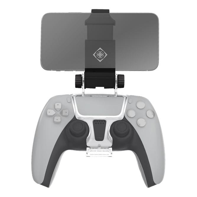 DELTACO GAMING PS5:n peliohjaimen puhelinpidike