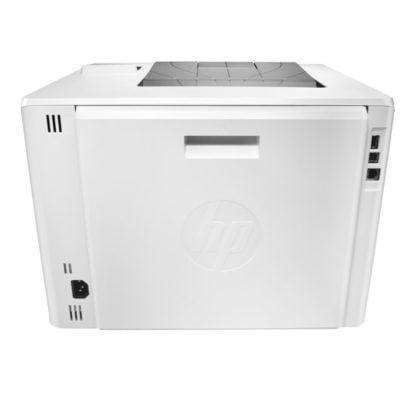 HP Color LaserJet Pro M452dn työryhmä värilasertulostin (käytetty)
