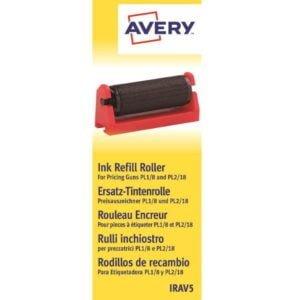 AVERY musta tulostusrulla PL1/8 ja PL2/18 laitteisiin