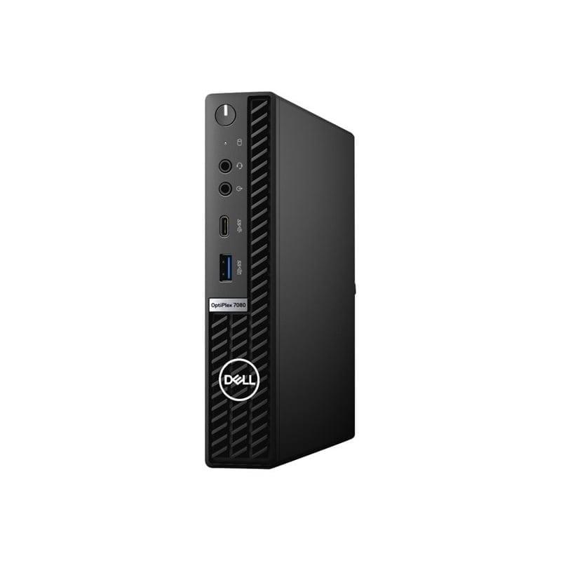 Dell OptiPlex 7080 MFF -työasema (i7/16GB/W10P)