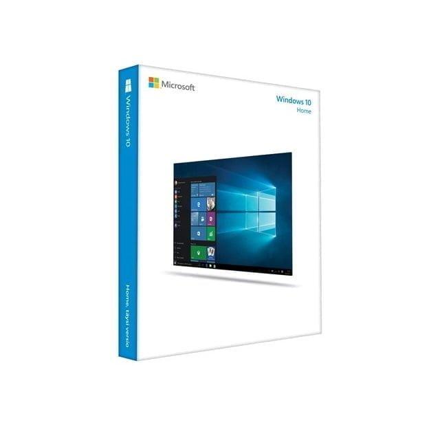 Windows 10 Home 64-Bit DVD OEM Finnish