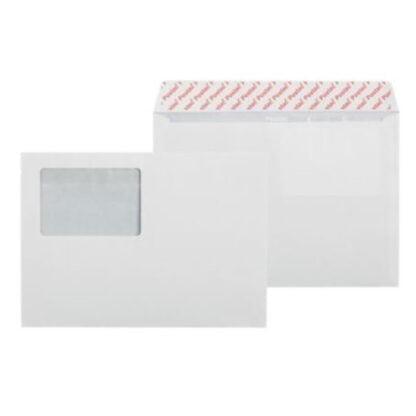 Kirjekuori STE5 156x220mm, ikkuna 60x90mm (1000 kpl)