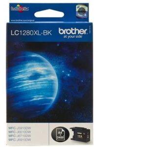 Brother LC1280XLBK musta tulostuskasetti