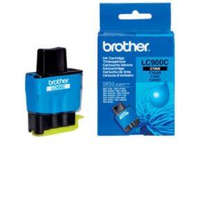 Brother LC900C sininen tulostuskasetti