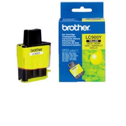 Brother LC900Y keltainen tulostuskasetti 2